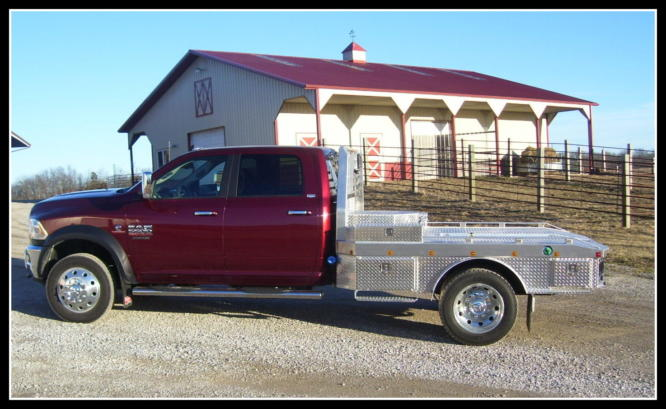 Town & Country Truck Body